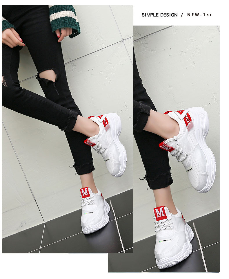 2018 summer new casual shoes female students fashion wild Harajuku ulzzang flat shoes women breathable 63