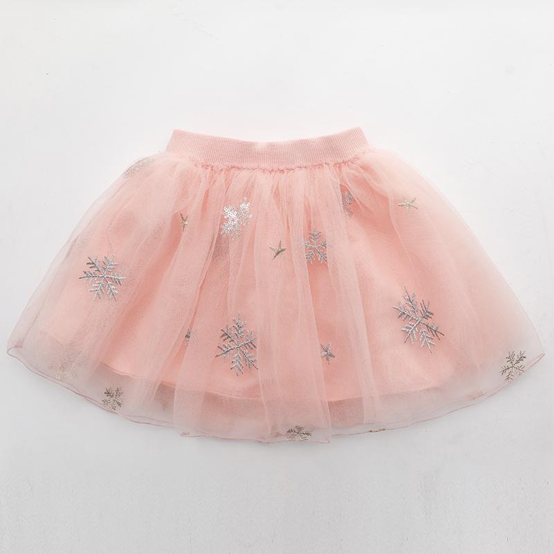 Снежинка розовый