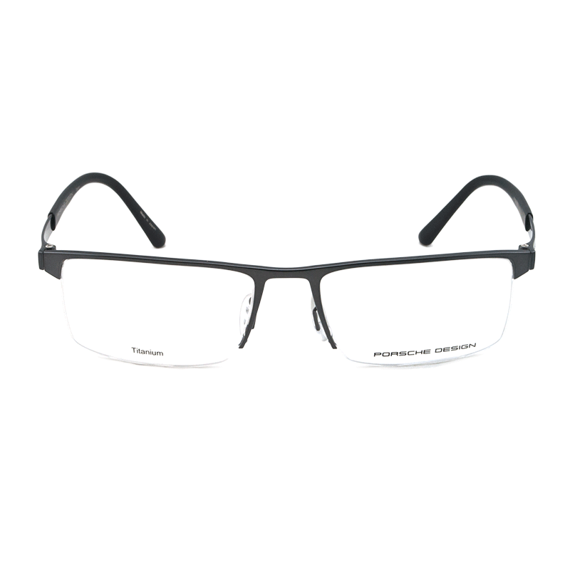 fa03124bc177 PORSCHE DESIGN Porsche P 8239 half frame titanium male optical glasses frame  · Zoom · lightbox moreview · lightbox moreview ...