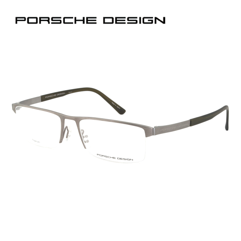 dcb35ac52cb8 ... lightbox moreview · lightbox moreview. PrevNext. PORSCHE DESIGN Porsche  P 8239 half frame titanium male optical glasses frame