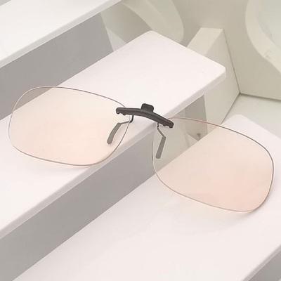Retinable防蓝光紫外辐射近视夹片电脑手机游戏儿童成人方圆款形