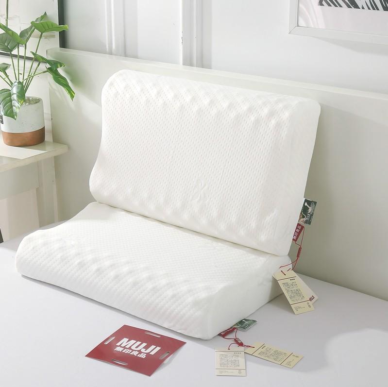 【49.9两只】泰国乳胶枕头一对2个装