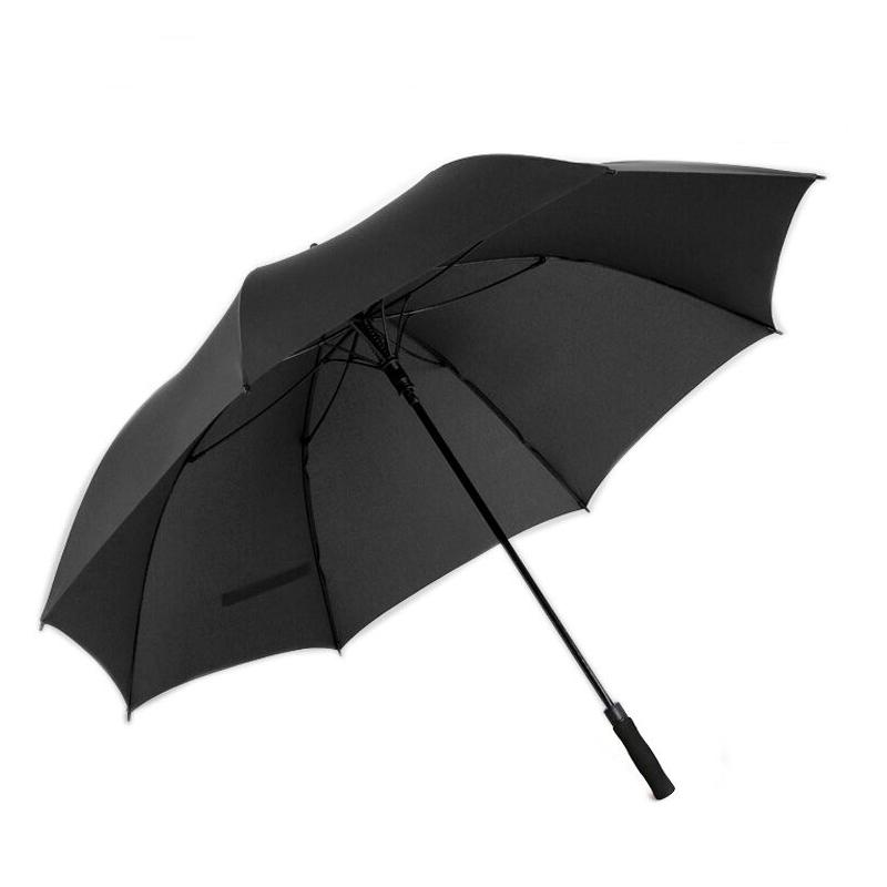 雨伞长柄双层大把自动三人超大号男女加固特大抗风商务广告伞定制