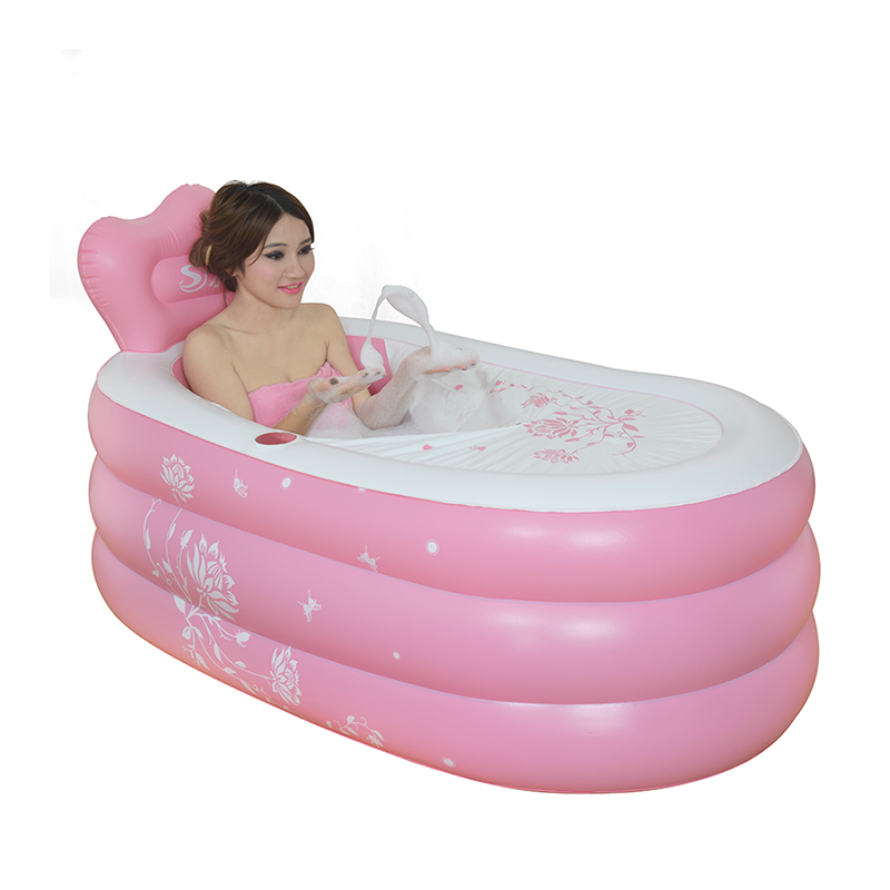 USD 73.32] Water di large bath tub for children adult inflatable ...