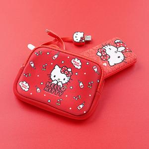 【乐满趣】凯蒂猫超薄小巧便携充电宝