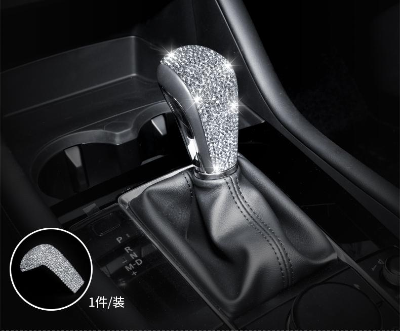 Ốp núm điều chỉnh kim cương Mazda 3 2020-2021 - ảnh 14