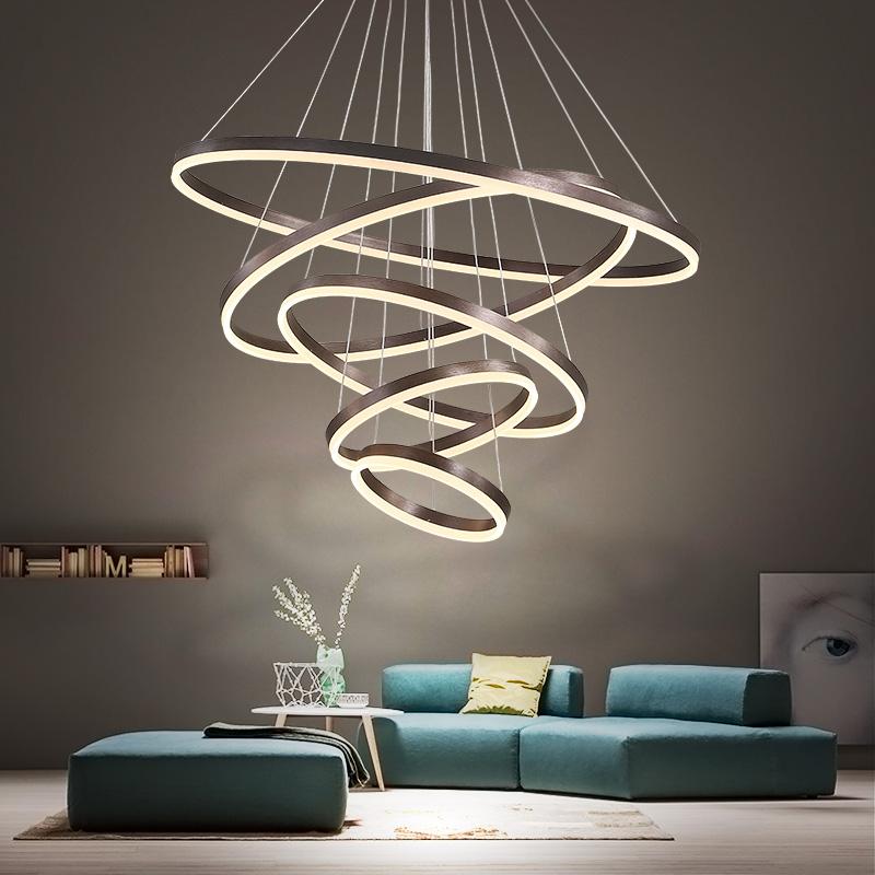 Люстра гостиная свет современный простой комплекс стиль лестница большой свет свет экстравагантный свет украшения творческий личность искусство нордический освещение