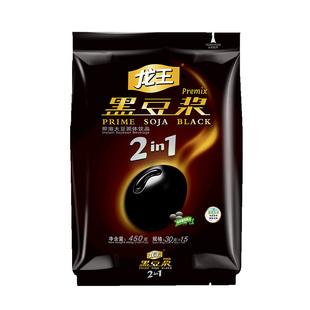 【龙王】无蔗糖营养豆奶冲饮450g