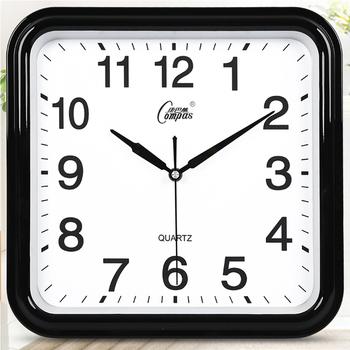 Мир пакистан провод часы немой настенные часы гостиная стена современный простота большой газ мода вешать стол часы кварц колокол домой, цена 1557 руб