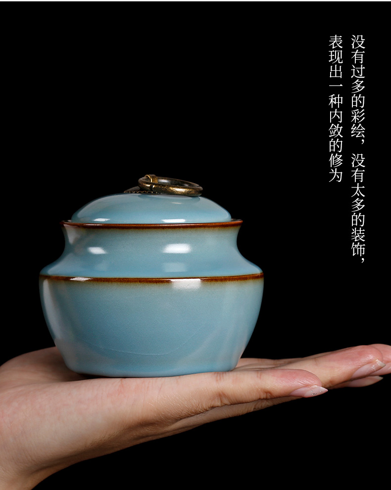 Small ceramic POTS to restore ancient ways your up ice crack seal pot portable Japanese save POTS home outfit tea POTS