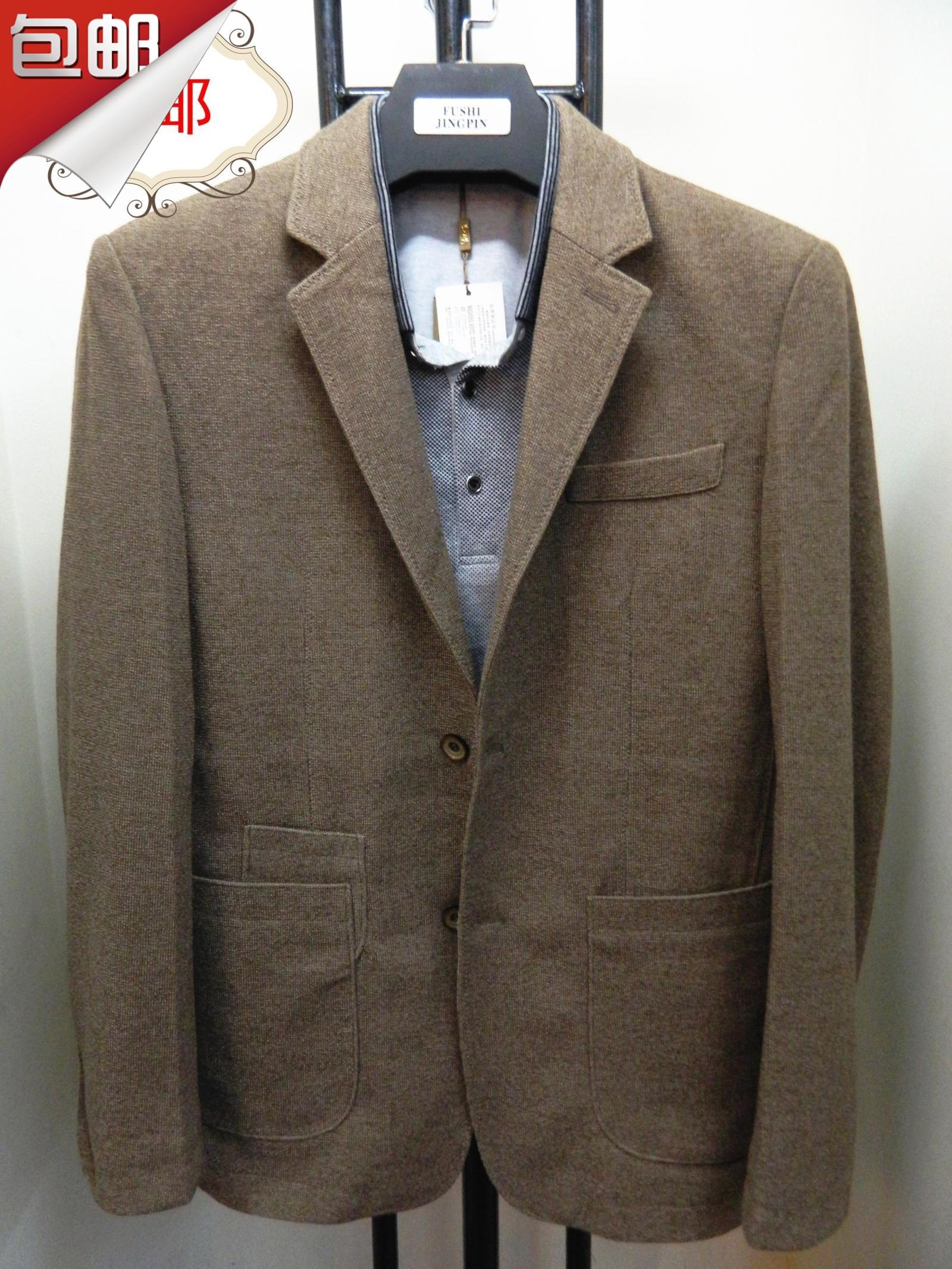 新款男士单装西装 男装外套 休闲西服 包邮 豪威堡j9003
