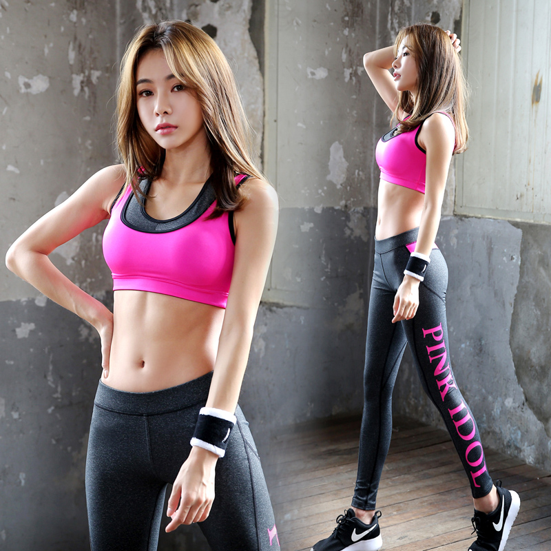 Usd 39 66 Fitness Pants Female Elastic Tight Hip Sexy Thin Printing