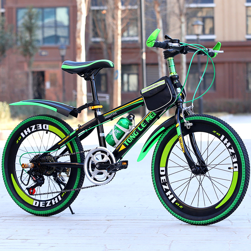 0f071ce6a9a Children's bicycle 20 22 24 inch boys and girls Big Child 8-10-12-16-year-old  school student variable speed mountain racer