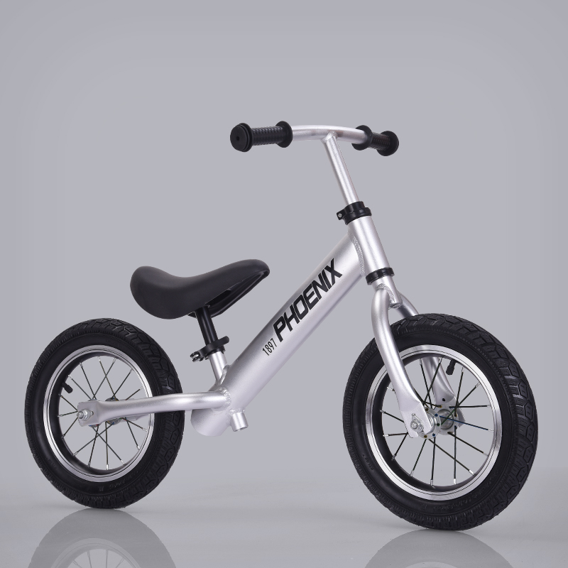 Silver [aluminum Alloy Frame] Inflatable Wheel
