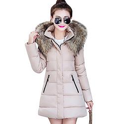 冬季棉衣女中长款加厚