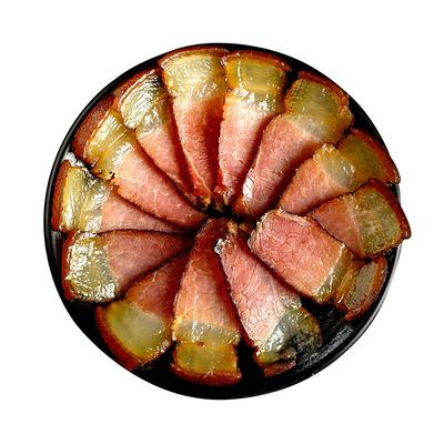 湖南正宗特色后腿腊肉农家自制猪肉湘西四川腌烟熏味咸五花土特产