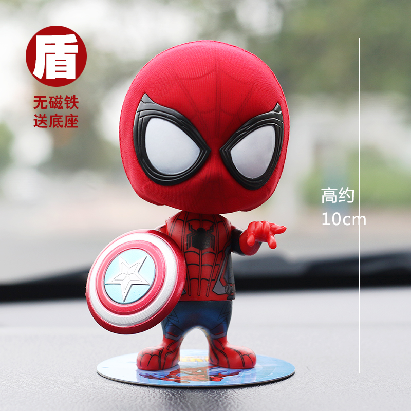 Transparent E Spider-man Without Magnetic