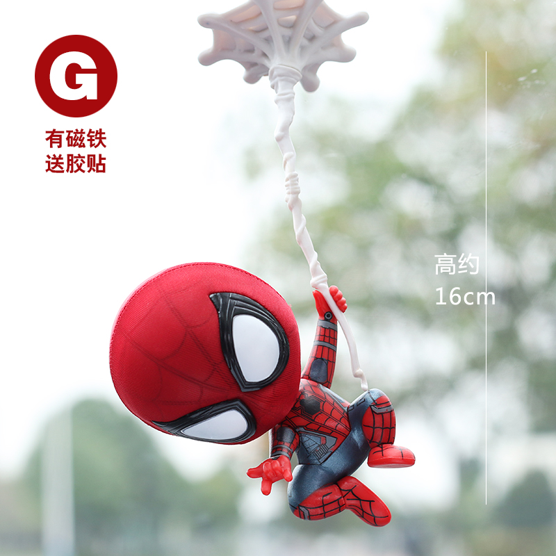 Red G Spiderman+give Stickers