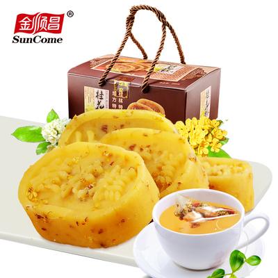 金顺昌桂花糕传统糕点手工零食小吃
