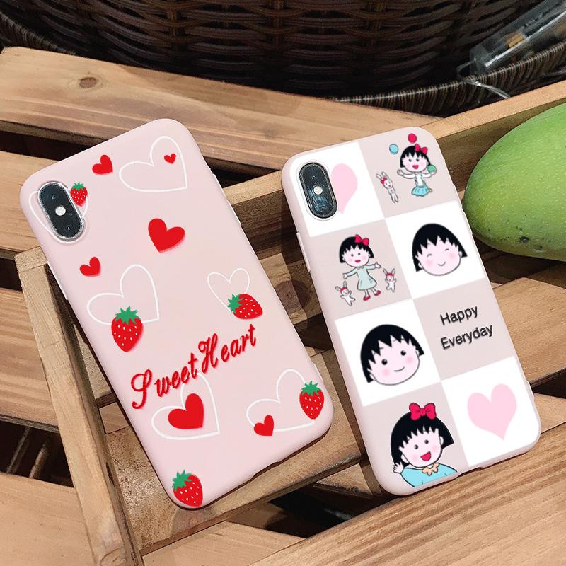 苹果6以上系列手机壳网红情侣男女款