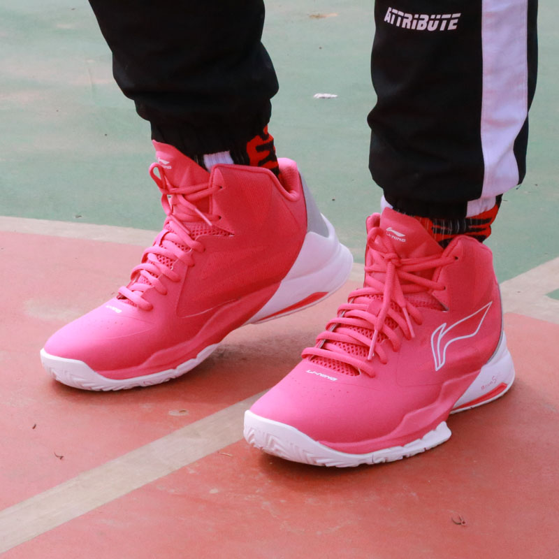 017f83774903 Li Ning basketball shoes men s shoes 2019 spring and summer new CBA  Lightning 3 Sonic 7 high road to help Wade sports shoes