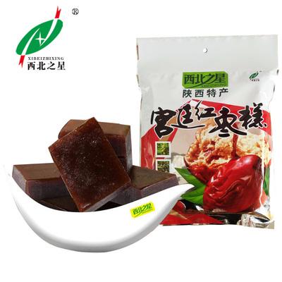 陕西特产红枣糕独立包装454g