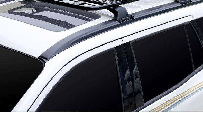 Giá nóc ngang và giá đựng hành lý Nissan Terrra - ảnh 7