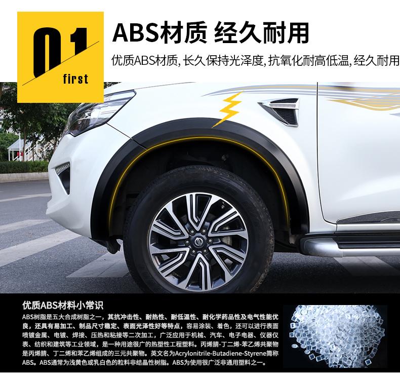 Viền cua lốp Nissan Terra 2018 - 2020 - ảnh 8