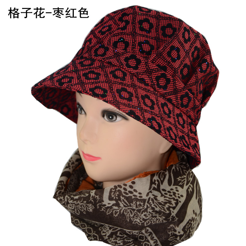 d555a5e971635 ... lightbox moreview · lightbox moreview · lightbox moreview · lightbox  moreview. PrevNext. Middle-aged Hat Ladies spring and autumn old hat thin  section ...