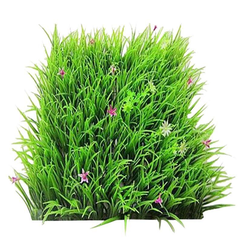 仿真草坪绿植墙假花草装饰