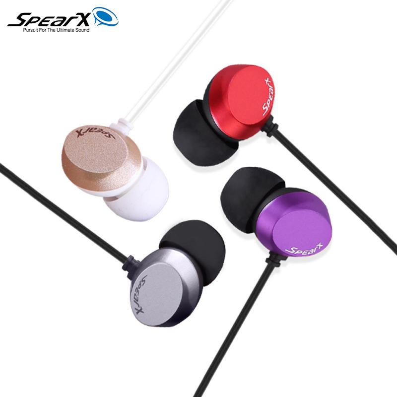 SpearX声特 D2 Air耳机入耳式有线通用女生游戏可爱高音质男K歌