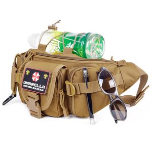 百牧林百牧林 運動戶外大容量戰術 腰包 騎行旅游跑步多功能 胸包