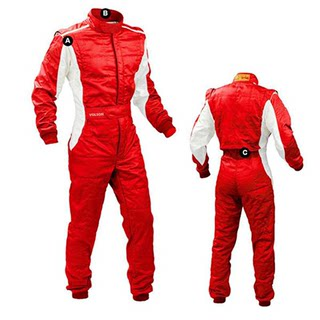 F1 racing suit professional super-type fireproof professional flame-retardant one-piece racing suit RV kart one-piece racing suit