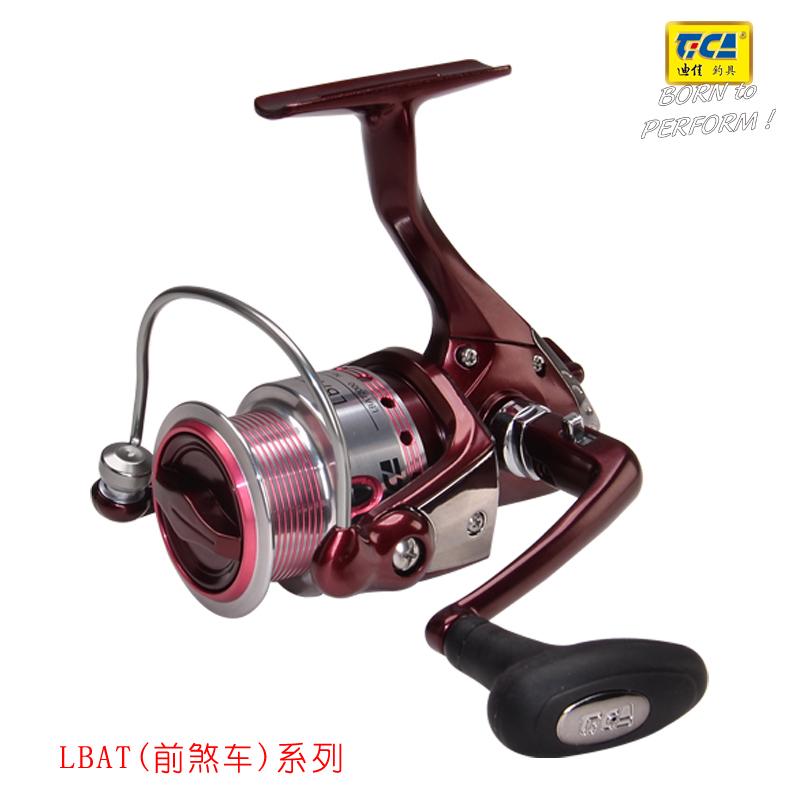 迪佳LBAT2000 3000 5000渔轮纺车轮鱼线轮海竿抛竿轮路亚轮正品