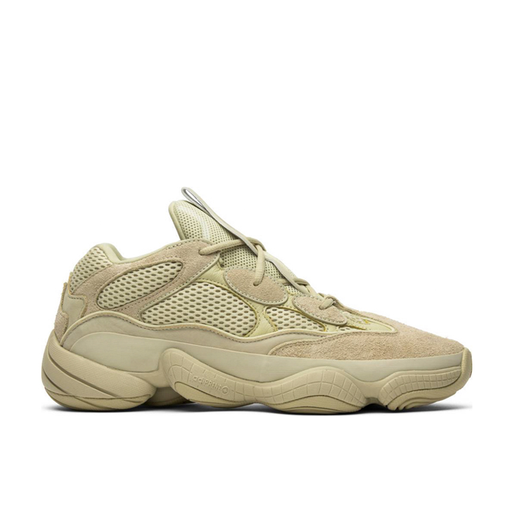 finest selection a3644 94137 Adidas Yeezy 500 moon kanye west desert yellow milk yellow coconut 500  daddy shoe DB2966