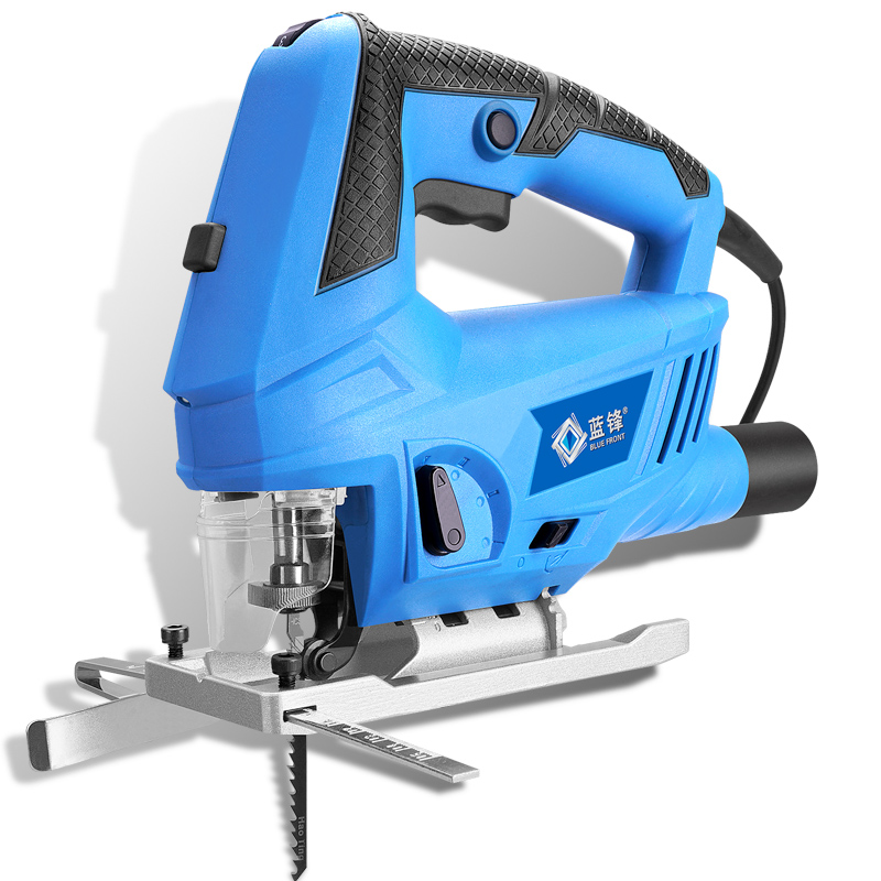 Blue front home multi-function jigsaw electric hand-held chainsaw ...