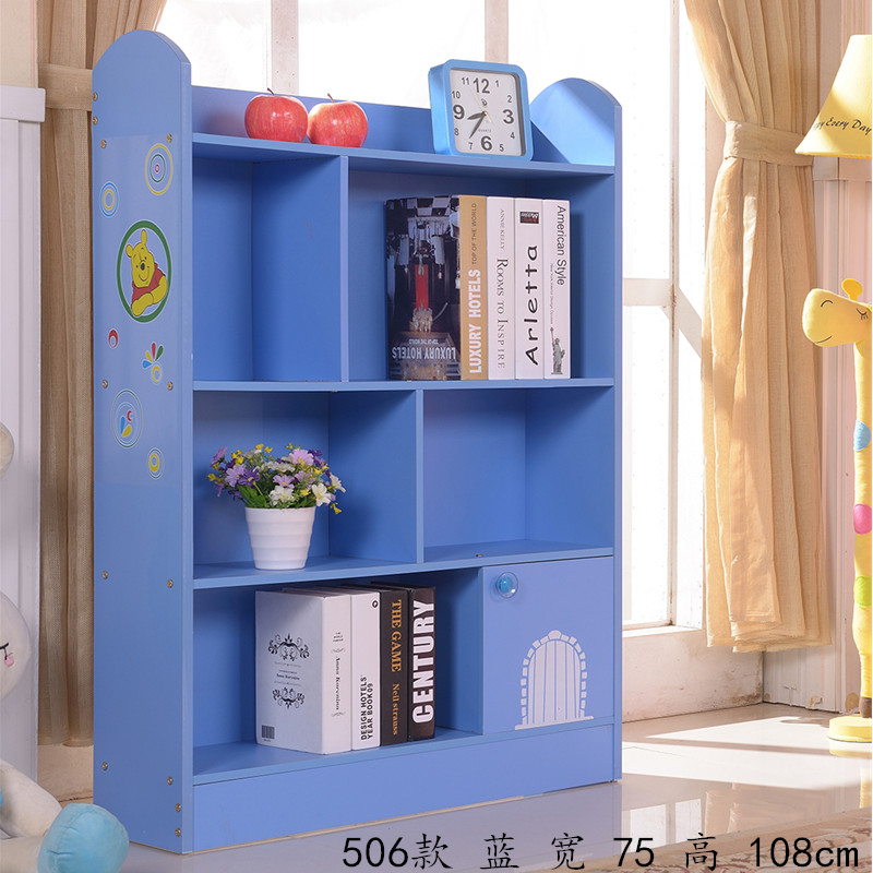 USD 7384 Childrens Bookshelf Simple Student Bookcase Combination