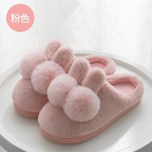 【反季大促】秋冬情侣棉拖鞋加绒包跟棉鞋