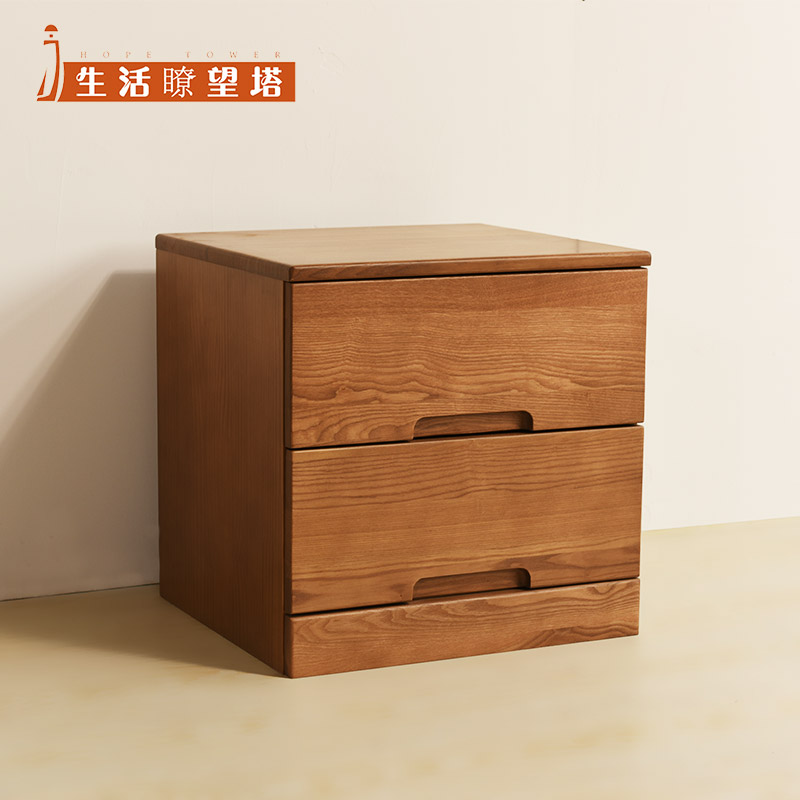 Usd 501 07 Anese Style Children S Bedside Cabinet Full Solid