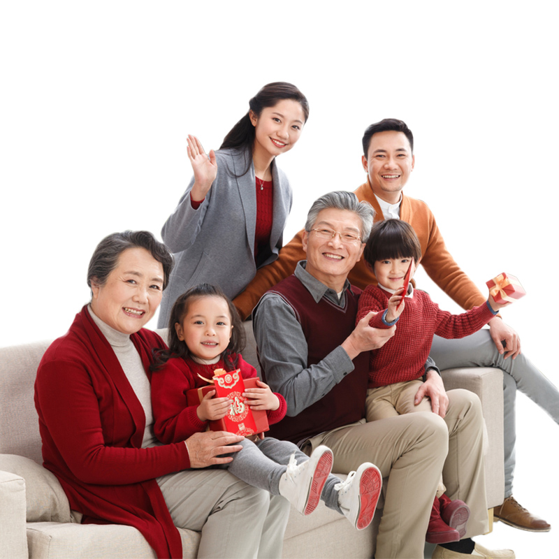 瑞慈/慈铭父母全面体检套餐青中老年全国通用体检卡摇康树新4