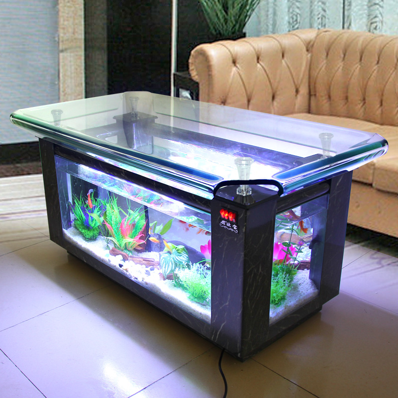 Opel Coffee Table Fish Tank Aquarium