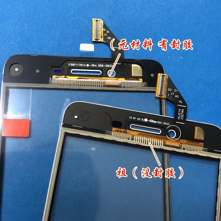 Angel screen for oppo a37m touch screen oppo a37 a37T inside and outside  LCD phone display assembly