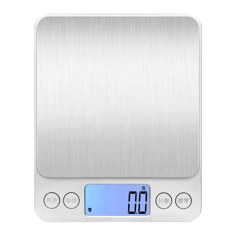 克重食品精准厨房秤家用小型电子称5kg10小秤称重器克度烘焙 其它 Изображение 1