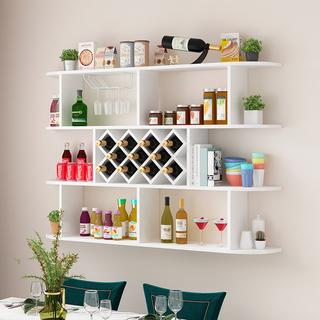 Подставки для вина,  Вино современный простой настенный вино стена на стеллажи алмаз ликер сетка магазин вешать настенный вино стильный красный вино, цена 1345 руб