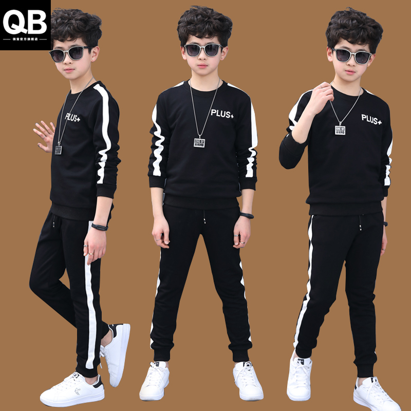 Usd 76 95 Boy Spring 2019 New Suit 10 Sports 12 Children 13 Large