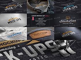服装制衣纺织业品牌vi标志ps设计