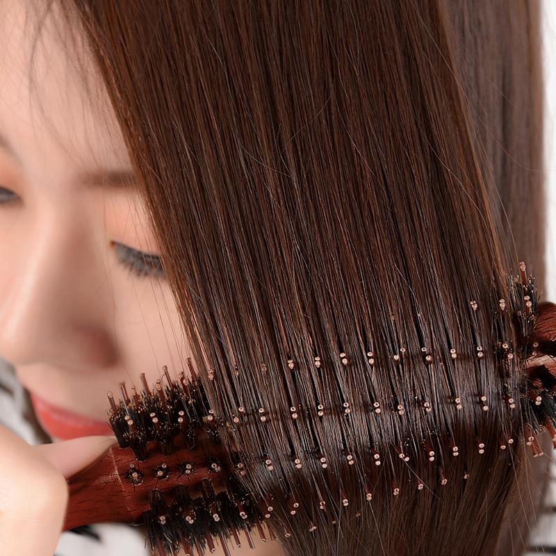 定型神器内扣吹头发造型短发美发蓬松专用滚筒女滚梳梳子圆形卷发