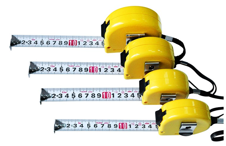 Tajima / Tajima metric steel tape measure 3 5 m 5 m 5 5 m 7 5 m 3 m  resistant box ruler ruler accuracy
