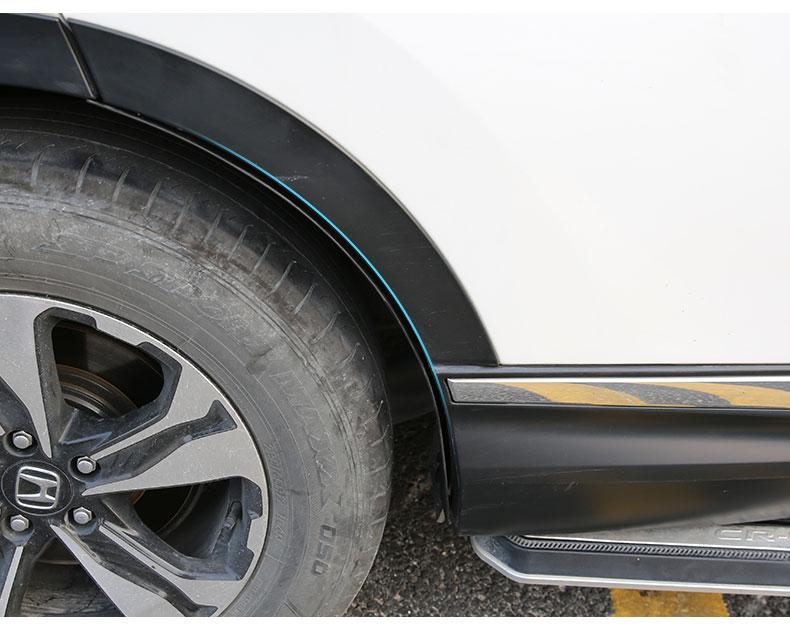 Chắn bùn  2 bánh sau xe Honda CRV 2017- 2019 ( Kiểu 2) - ảnh 8