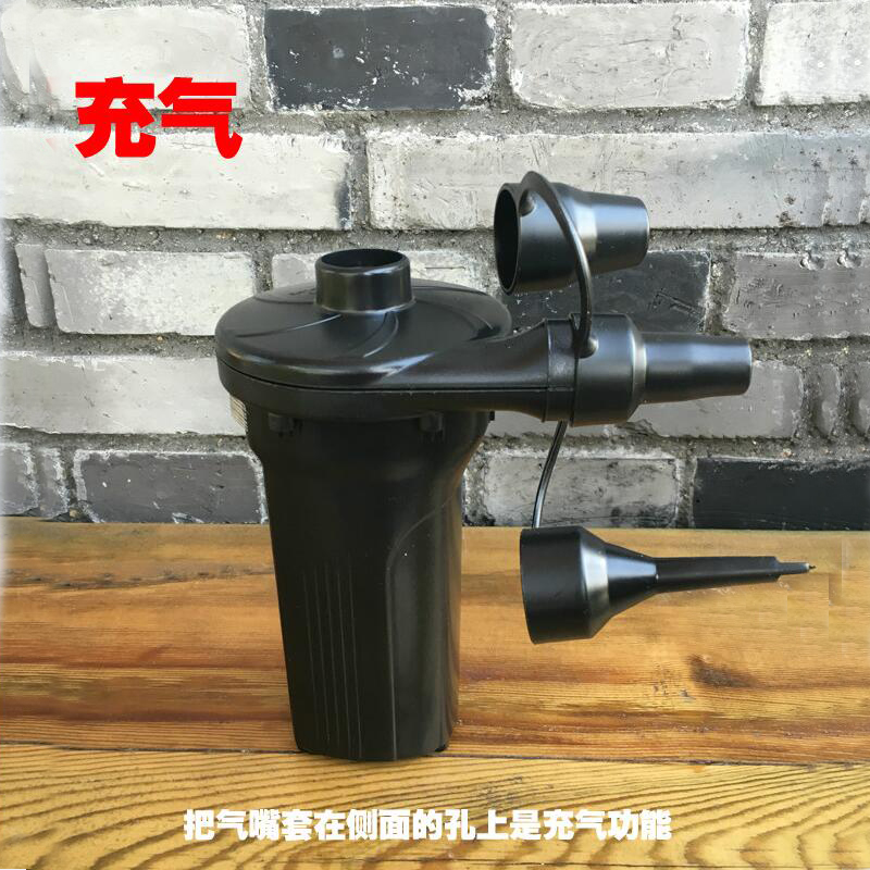 Outdoor Storage Pump Swimming Pool Air Bed Car Home Air Pump Sand Pool Pump  Electric Pump Pumping Rechargeable